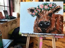 Henry the Highland Cow