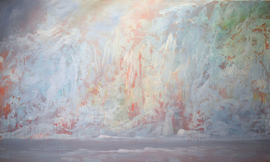 Recede II, Holgate Glacier Accepted 142nd OSA Juried Show