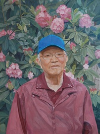 Portrait of Ung Yol Park
